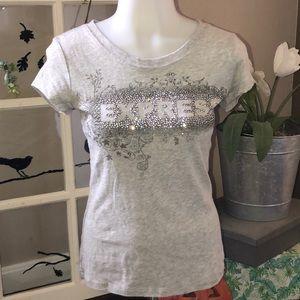 Express graphic tee shirt